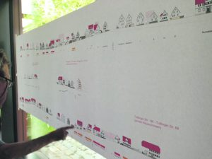 Pläne für die Gestaltungssatzung für Alt-Sillenbuch