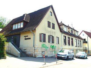 Parkheim Stuttgart Riedenberg Eichenparkstraße 16 (Waldheim, École maternelle), Nachbarinformation 28.7.2014 zum Naubau der Evangelischen Kirchengemeinde Sillenbuch