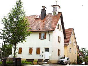 Altes Schulhaus Stuttgart Riedenberg Schemppstraße 10 Leihbücherei