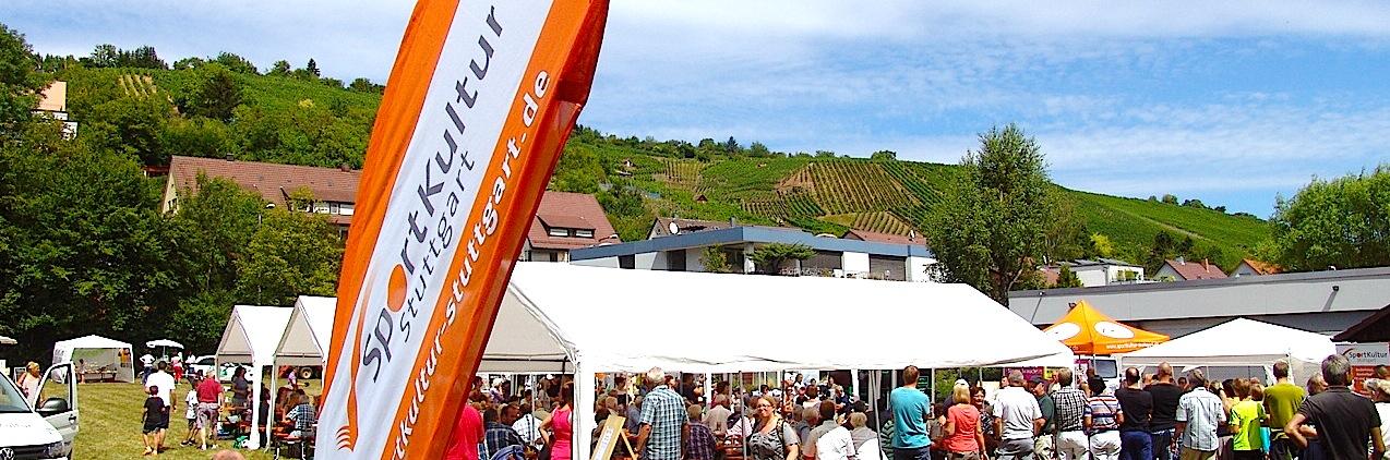 SportKultur Stuttgart Sommerfest 2015