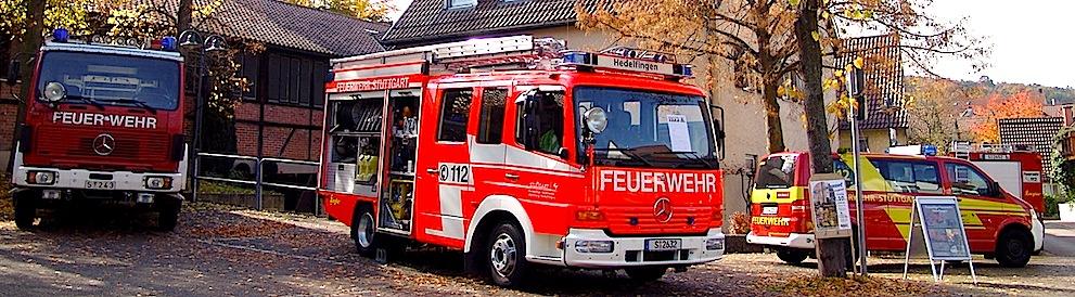 Freiwillige Feuerwehr Hedelfingen Stuttgart Heumadener Str. 37