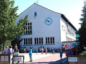 Deutsch-französische Grundschule Stuttgart Sillenbuch Silberwaldstr. 22