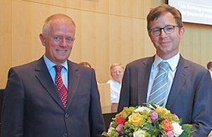 Kai Freier Bezirksvorsteher Stuttgart Hedelfingen Wahl im Gemeinderat Stuttgart 2.7.2015
