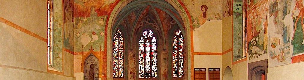 Alte Kirche Stuttgart Hedelfingen Amstetter Straße 7