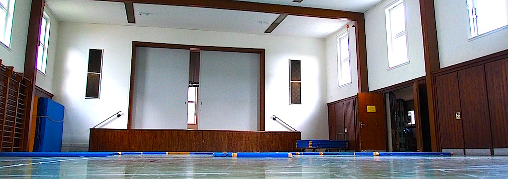Turn- und Versammlungshalle Stuttgart Hedelfingen