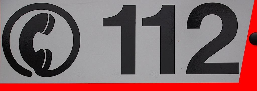 Feuerwehr Notruf 112
