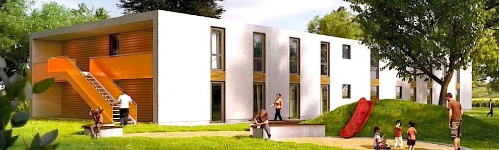 amstetter stra e stadt plant systembauten f r 156. Black Bedroom Furniture Sets. Home Design Ideas