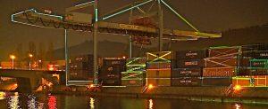 Containerhafen Stuttgart