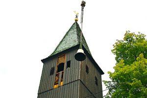 12.7.2016 Glocke Alte Kirche Stuttgart Hedelfingen