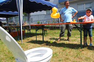 2. Sommerfest am Dürrbach Stuttgart Hedelfingen 24.7.2016