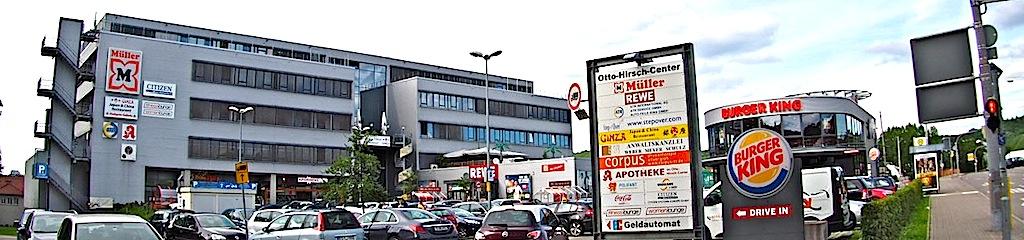 Otto-Hirsch-Center Stuttgart Hedelfingen