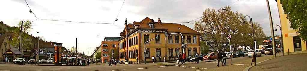 Bürgerhaus Alte Schule Stuttgart Hedelfingen Hedelfinger Str. 163