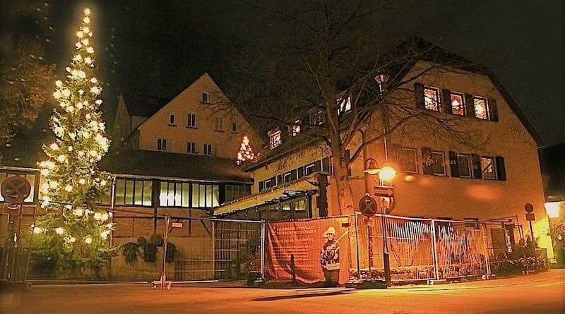 Feuerwehrhaus Stuttgart Hedelfingen 2017
