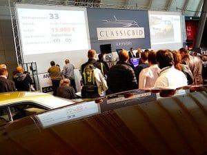 18. Retro Classics Stuttgart 24.3.2018
