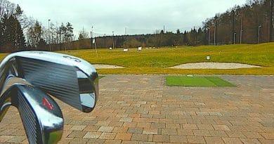 Golf-Opening am Sonntag