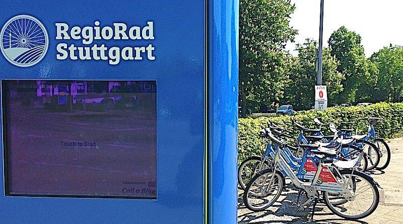 RegioRad Mietstation Sillenbuch