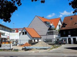 Bauplatz Gradmannstiftung Ruit 20.6.2018