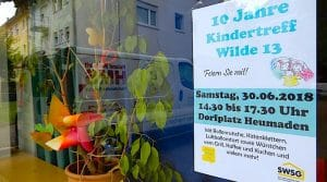 Zehn Jahre Wilde 13 Stuttgart Heumaden