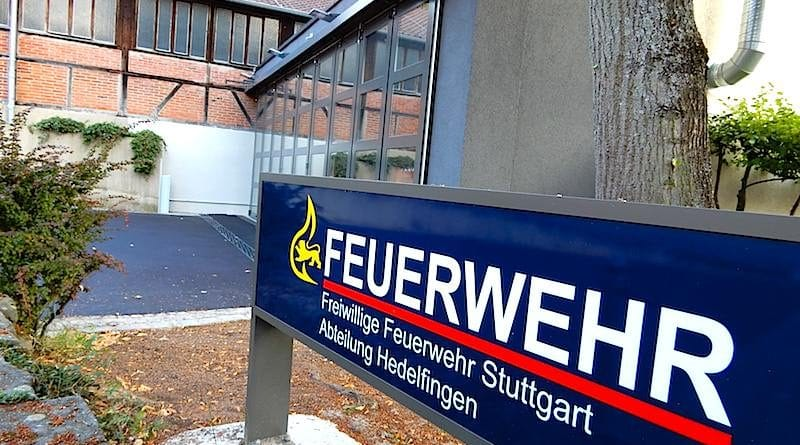 Feuerwehrhaus Hedelfingen fertig – Was lange währt …