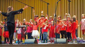 Liederkranz Stuttgart Heumaden Kinderchor