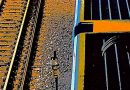 Stadtbahnunfall mit Taxi – zwei Schwerverletzte