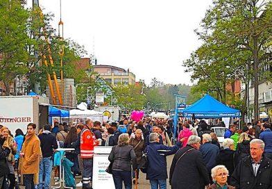 Impressionen vom 15. Martinimarkt in Sillenbuch