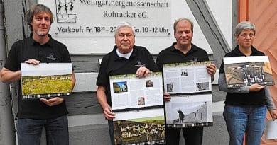 WG Rohracker wird 100 – Im nächsten Jahr wird gefeiert