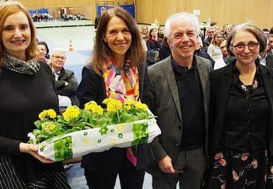 Sporthalle Riedenberg eingeweiht