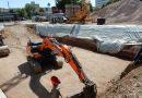 Neubaustart beim Autohof – Hotelrohbau fertig