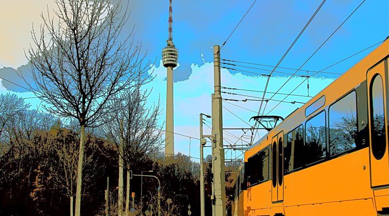 Ruhbank Fernsehturm