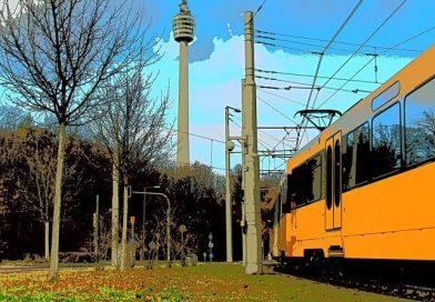 Gleisarbeiten an der Ruhbank: Sperrung und Umleitung