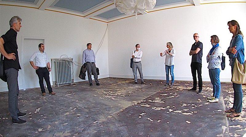 Rathausumbau: Chancen der Baustelle nutzen!