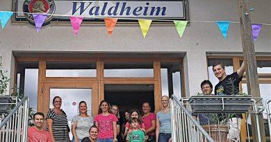 Umzug ins Waldheim 5.7.2020
