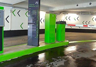Sillenbucher Markt: Parkgarage gebührenpflichtig