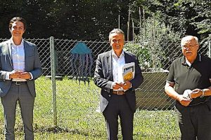 Fördervereinsgündung Schulcampus Hedelfingen 4.7.2020