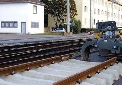 Hedelfinger Platz: Gleisarbeiten bis Ende Oktober