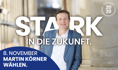 OB-Kandidat Martin Körner