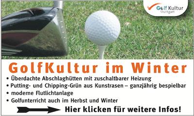 Wintergolf bei der GolfKultur