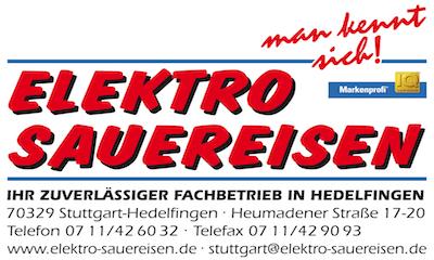 Logoanzeige Elektro Sauereisen