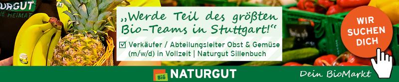Naturgut Stellenanzeige Banner