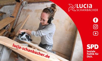 #BTW Motiv SPD Schanbacher 1