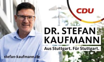 BTW CDU Dr. Stefan Kaufmann